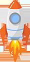 fired rocket